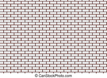 Seamless vector texture with grey brickwall