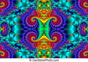 Fabulous multicolored background You can use it for...