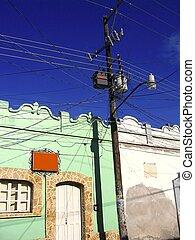 San Cristobal de las Casas Chiapas Mexico houses
