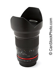 Lens for SLR camera - Isolated object to the mirror chamber...