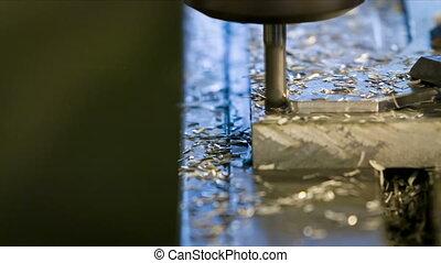 CNC milling aluminium plate - CNC milling process aluminium...