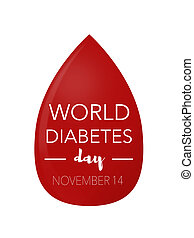 World diabetes day, november 14th
