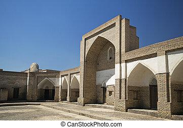 Pahlavon Mahmud Mausoleum complex, Khiva - Pahlavon Mahmud...
