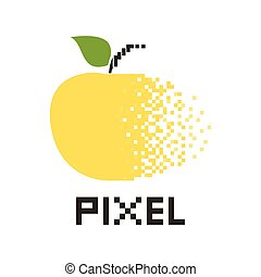 Pixel Apple