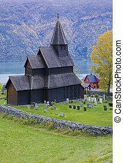 Urnes Stavkirke  - Urnes Stavkirke, Norway