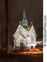 Church, evangelical-augsburg Suprasl,Poland -...