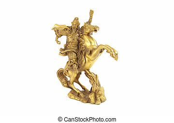 Kuan Kung Chinese God of War - Kuan Kung the Chinese God of...