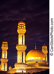 ASIA BRUNEI DARUSSALAM - The Jame Asr Hassanil Bolkiah...