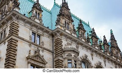 Town Hall - Hamburg, Germany