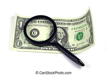 Examining the dollar