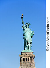 Statue of Liberty - NYC - Statue of Liberty on Liberty...