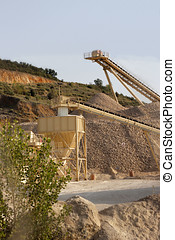 Gravel Extraction Plant
