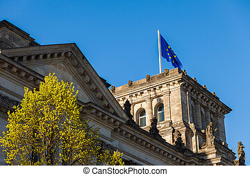 German Federal Parliament (Reichstag) - The German Federal...
