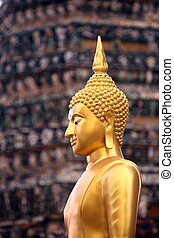 ASIA THAILAND BANGKOK BANGLAMPHU WAT ARUN - the wat Arun...