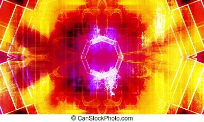 Bright VJ Geometric X2K