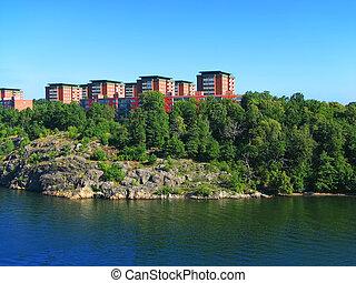 verklig,  Stockholm, egendom
