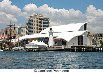 National Maritime Museum - The National Maritime Museum,...