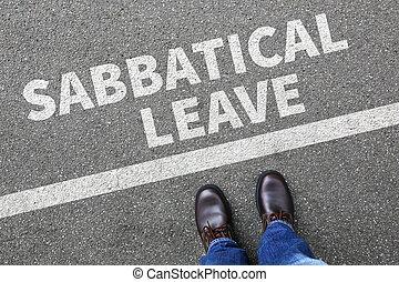 Pastor Sabbatical