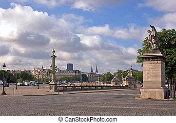 Place de la Concorde, Paris, France