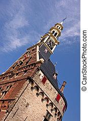 Hoofdtoren - The massive Hoofdtoren, located near the...