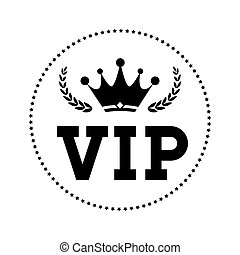 VIP design, exclusive and premium concept - VIP concept with...