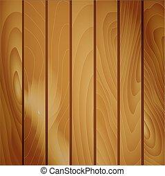 Vector Wood texture background - Vector Wood dark-brown...