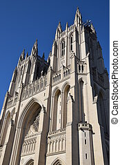 National Cathedral in Washington DC (USA)