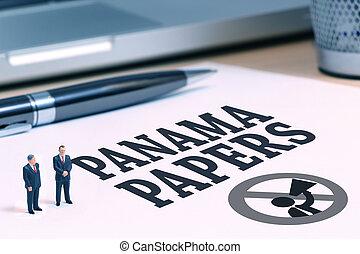 Panamá, papeis, crime, escândalo,