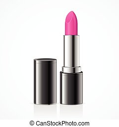 Pink lipstick Clipart Vector and Illustration. 2,803 Pink ...