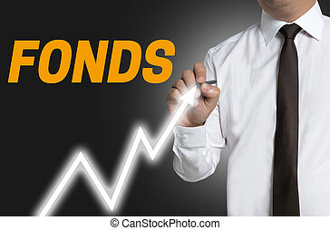 fonds in german fund trader distinguishes market price on...