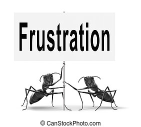 frustration - Frustration frustrated and angry getting...