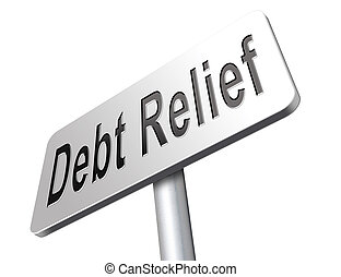 debt relief - Debt relief after bankruptcy caused by credit...