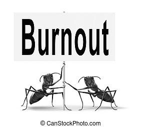 burnout and job stress