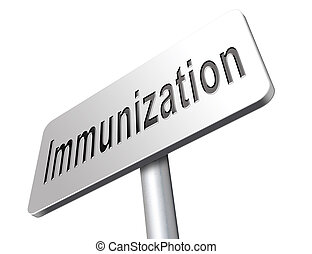 immunization and vaccination - Immunization or flu...