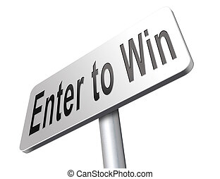enter to win contest