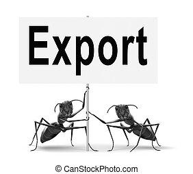 export international trade