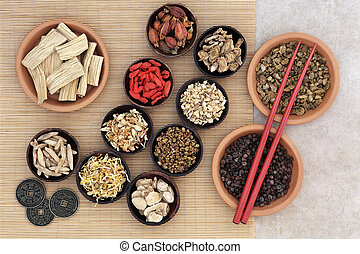 Traditional Herbal Medicine - Traditional chinese herbal...