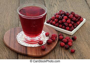 Cranberry Juice Health Drink