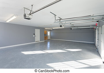 Home Garage Interior