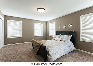 Home Bedroom Interior