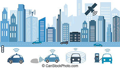 Traffic and wireless network, Intelligent Transport Systems....