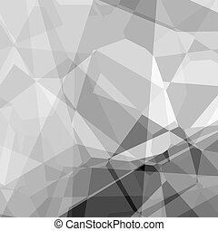 Abstract grayscale background - Abstract background in...