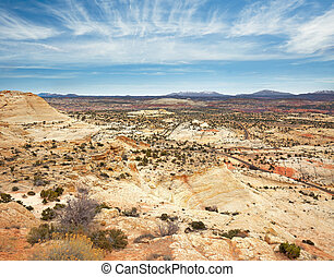 Grand Staircase Escalante National Monument, Utah - rocky...