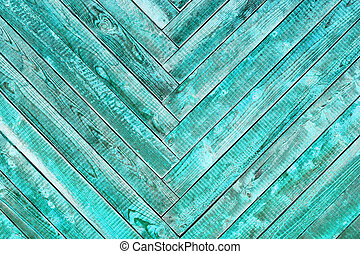 Diagonal wood board for background - Photo with copy space...