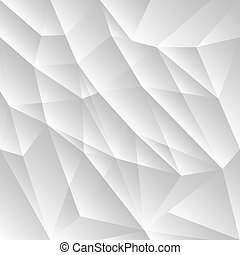 gray - Vector light gray geometric background