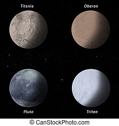 Space Moons