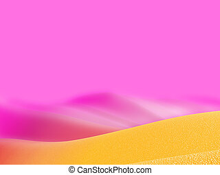 Backgrounds collection - Pink and orange pastels -...