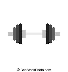 dumbbell Icon Vector - dumbbell Icon, dumbbell Icon Vector,...