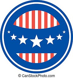 United States emblem - Creative design of United States...