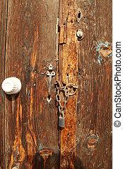 bois, door, ,